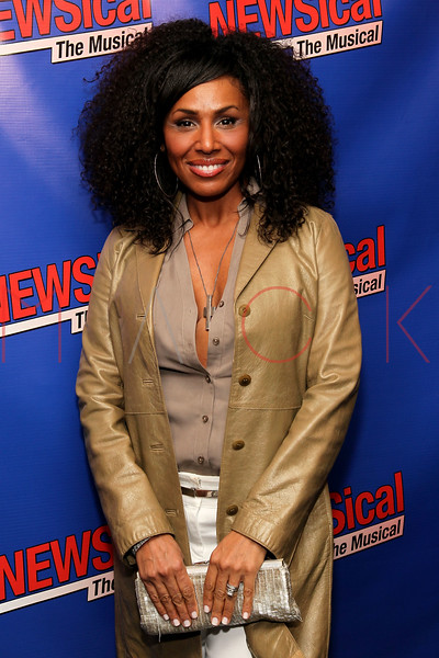 """NEW YORK, NY - FEBRUARY 01:  Maya Days attends the opening night of """"NEWSical the Musical: End of the World Edition"""" at the  The Kirk Theater at Theatre Row on February 1, 2012 in New York City.  (Photo by Steve Mack/S.D. Mack Pictures)"""