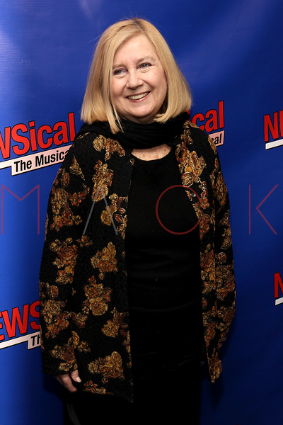 """NEW YORK, NY - FEBRUARY 01:  Pat Addis attends the opening night of """"NEWSical the Musical: End of the World Edition"""" at the  The Kirk Theater at Theatre Row on February 1, 2012 in New York City.  (Photo by Steve Mack/S.D. Mack Pictures)"""