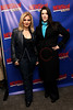"NEW YORK, NY - FEBRUARY 01:  Orfeh and Kim Director attend the opening night of ""NEWSical the Musical: End of the World Edition"" at the  The Kirk Theater at Theatre Row on February 1, 2012 in New York City.  (Photo by Steve Mack/S.D. Mack Pictures)"