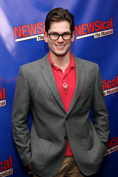 """NEW YORK, NY - FEBRUARY 01:  Alex Ringler attends the opening night of """"NEWSical the Musical: End of the World Edition"""" at the  The Kirk Theater at Theatre Row on February 1, 2012 in New York City.  (Photo by Steve Mack/S.D. Mack Pictures)"""
