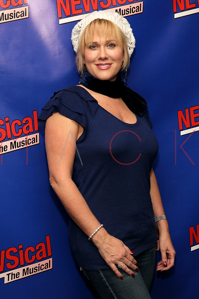 "NEW YORK, NY - FEBRUARY 01:  Tanya Walters attends the opening night of ""NEWSical the Musical: End of the World Edition"" at the  The Kirk Theater at Theatre Row on February 1, 2012 in New York City.  (Photo by Steve Mack/S.D. Mack Pictures)"