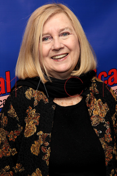 "NEW YORK, NY - FEBRUARY 01:  Pat Addis attends the opening night of ""NEWSical the Musical: End of the World Edition"" at the  The Kirk Theater at Theatre Row on February 1, 2012 in New York City.  (Photo by Steve Mack/S.D. Mack Pictures)"