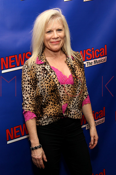 "NEW YORK, NY - FEBRUARY 01:  Ilene Kristen attends the opening night of ""NEWSical the Musical: End of the World Edition"" at the  The Kirk Theater at Theatre Row on February 1, 2012 in New York City.  (Photo by Steve Mack/S.D. Mack Pictures)"