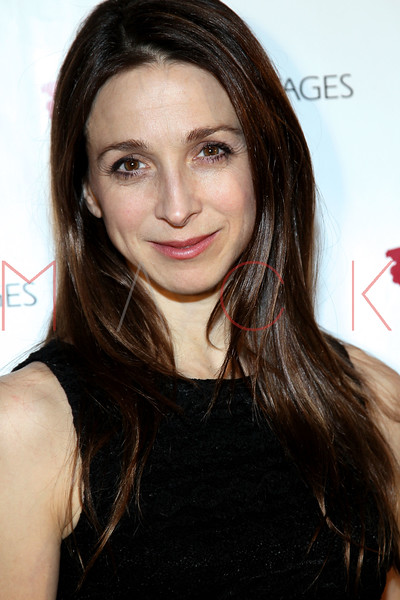 "NEW YORK, NY - FEBRUARY 07:  Marin Hinkle attends ""RX"" Broadway opening night after party at the 48 Lounge on February 7, 2012 in New York City.  (Photo by Steve Mack/S.D. Mack Pictures)"