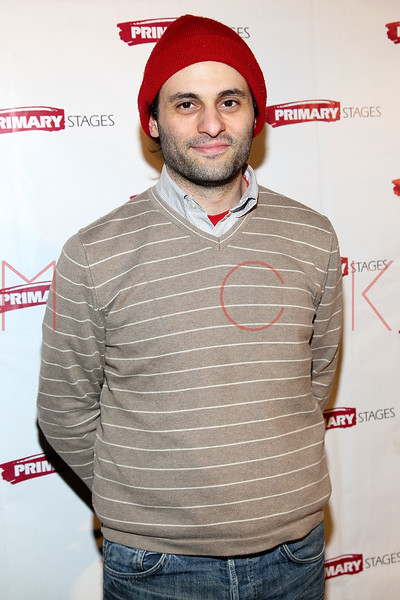 "NEW YORK, NY - FEBRUARY 07:  Arian Moayed attends ""RX"" Broadway opening night after party at the 48 Lounge on February 7, 2012 in New York City.  (Photo by Steve Mack/S.D. Mack Pictures)"