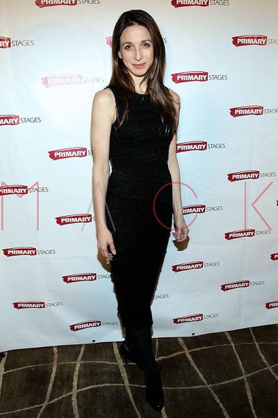 """NEW YORK, NY - FEBRUARY 07:  Marin Hinkle attends """"RX"""" Broadway opening night after party at the 48 Lounge on February 7, 2012 in New York City.  (Photo by Steve Mack/S.D. Mack Pictures)"""