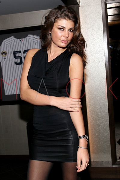 NEW YORK, NY - FEBRUARY 10:  Supermodel Angela Martini attends a Super Bowl XLVI Victory Party at 40 / 40 Club on February 10, 2012 in New York City.  (Photo by Steve Mack/S.D. Mack Pictures)