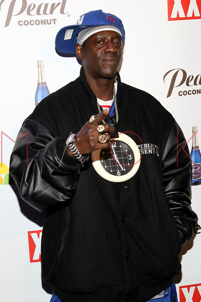 NEW YORK, NY - FEBRUARY 07:  Flavor Flav attends a Super Bowl XLVI Victory Party at Greenhouse on February 7, 2012 in New York City.  (Photo by Steve Mack/S.D. Mack Pictures)