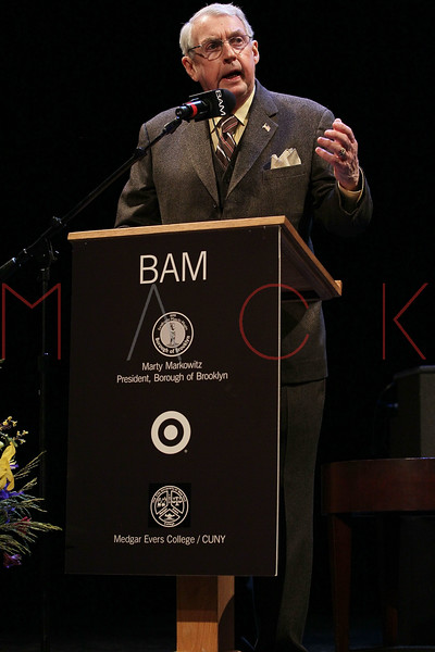 NEW YORK, NY - JANUARY 16:  Kings County District Attorney Charles J. Hynes attends the 6th annual Brooklyn Tribute to Dr. Martin Luther King, Jr. at the BAM Howard Gilman Opera House on January 16, 2012 in New York City.  (Photo by Steve Mack/S.D. Mack Pictures)