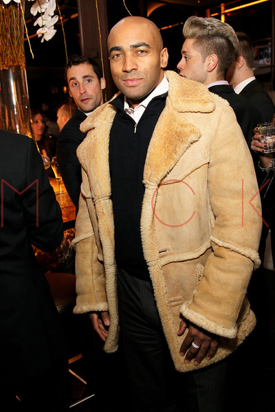 NEW YORK, NY - JANUARY 18:  Lee Hawkins attends the grand re-opening of Jay-Z's 40/40 Club on January 18, 2012 in New York City.  (Photo by Steve Mack/S.D. Mack Pictures)