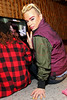 NEW YORK, NY - JANUARY 19:  Indashio at the Hudson Eatery on January 19, 2012 in New York City.  (Photo by Steve Mack/S.D. Mack Pictures)
