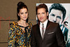 "NEW YORK, NY - JANUARY 10:  Jaimie Alexander and Peter Facinelli attend the ""Loosies"" premiere at the  Tribeca Grand Hotel on January 10, 2012 in New York City.  (Photo by Steve Mack/S.D. Mack Pictures)"