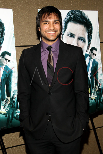 "NEW YORK, NY - JANUARY 10:  Arjun Gupta attends the ""Loosies"" premiere at the  Tribeca Grand Hotel on January 10, 2012 in New York City.  (Photo by Steve Mack/S.D. Mack Pictures)"