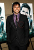 """NEW YORK, NY - JANUARY 10:  Arjun Gupta attends the """"Loosies"""" premiere at the  Tribeca Grand Hotel on January 10, 2012 in New York City.  (Photo by Steve Mack/S.D. Mack Pictures)"""