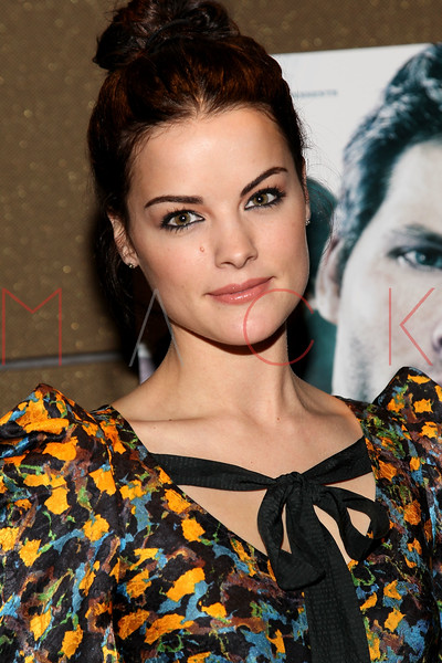 "NEW YORK, NY - JANUARY 10:  Jaimie Alexander attends the ""Loosies"" premiere at the  Tribeca Grand Hotel on January 10, 2012 in New York City.  (Photo by Steve Mack/S.D. Mack Pictures)"
