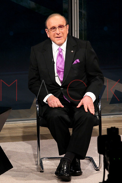 NEW YORK, NY - JANUARY 08:  Clive Davis attends the New York Times TimesTalk during the 2012 NY Times Arts & Leisure weekend at The Times Center on January 8, 2012 in New York City.  (Photo by Steve Mack/S.D. Mack Pictures)