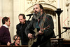 NEW YORK, NY - JANUARY 15:  Steve Earle attends the 2012 Dr. Martin Luther King Jr. Service at Riverside Church on January 15, 2012 in New York City.  (Photo by Steve Mack/S.D. Mack Pictures)