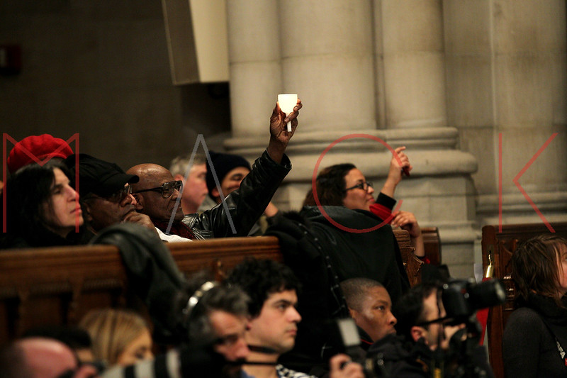 NEW YORK, NY - JANUARY 15:  Atmosphere at the 2012 Dr. Martin Luther King Jr. Service at Riverside Church on January 15, 2012 in New York City.  (Photo by Steve Mack/S.D. Mack Pictures)