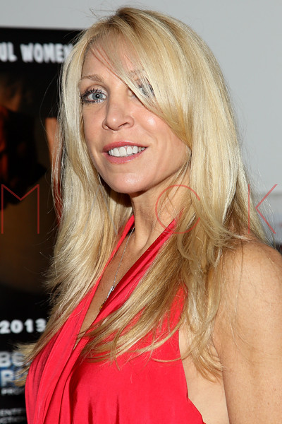 """NEW YORK, NY - JANUARY 17:  Cindy Fox """"The Naked Cowgirl"""" attends """"The Meat Puppet"""" New York Premiere Film at Anthology Archives on January 17, 2013 in New York City.  (Photo by Steve Mack/S.D. Mack Pictures)"""