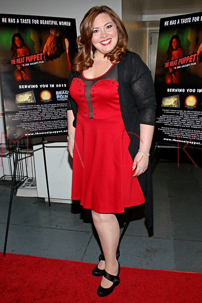 """NEW YORK, NY - JANUARY 17:  Blaze Kelly Coyle attends """"The Meat Puppet"""" New York Premiere Film at Anthology Archives on January 17, 2013 in New York City.  (Photo by Steve Mack/S.D. Mack Pictures)"""