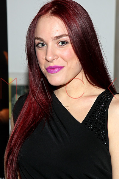 """NEW YORK, NY - JANUARY 17:  Tiffany Aiello attends """"The Meat Puppet"""" New York Premiere Film at Anthology Archives on January 17, 2013 in New York City.  (Photo by Steve Mack/S.D. Mack Pictures)"""