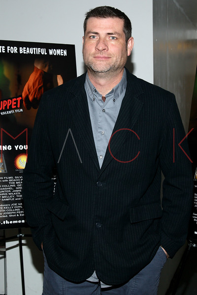 """NEW YORK, NY - JANUARY 17:  Doug Bolinger attends """"The Meat Puppet"""" New York Premiere Film at Anthology Archives on January 17, 2013 in New York City.  (Photo by Steve Mack/S.D. Mack Pictures)"""