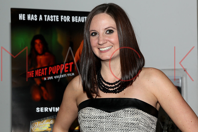 """NEW YORK, NY - JANUARY 17:  Anastasia Smith attends """"The Meat Puppet"""" New York Premiere Film at Anthology Archives on January 17, 2013 in New York City.  (Photo by Steve Mack/S.D. Mack Pictures)"""