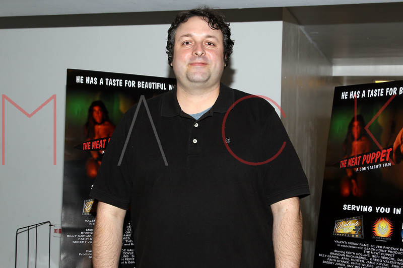 "NEW YORK, NY - JANUARY 17:  Chris Wilkes attends ""The Meat Puppet"" New York Premiere Film at Anthology Archives on January 17, 2013 in New York City.  (Photo by Steve Mack/S.D. Mack Pictures)"