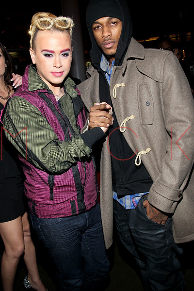 NEW YORK, NY - JANUARY 19:  Indashio and Range at the Hudson Eatery on January 19, 2012 in New York City.  (Photo by Steve Mack/S.D. Mack Pictures)