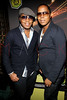NEW YORK, NY - JANUARY 21:  Antoine Van Boozier and Andre Van Boozier attend Noami Defensor's 24th birthday party at Taj II on January 21, 2012 in New York City.  (Photo by Steve Mack/S.D. Mack Pictures)