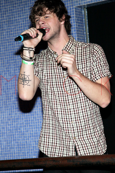 NEW YORK, NY - JANUARY 21:  Jay Mcguiness of The Wanted performs at Splash Bar on January 21, 2012 in New York City.  (Photo by Steve Mack/S.D. Mack Pictures)
