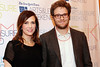 NEW YORK, NY - JANUARY 08:  Kristen Wiig and Seth Rogen attend the New York Times TimesTalk during the 2012 NY Times Arts & Leisure weekend at The Times Center on January 8, 2012 in New York City.  (Photo by Steve Mack/S.D. Mack Pictures)