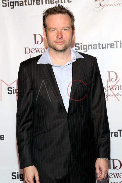 NEW YORK, NY - JANUARY 30:  Dallas Roberts attends The Signature Center Opening gala on January 30, 2012 in New York City.  (Photo by Steve Mack/S.D. Mack Pictures)