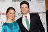NEW YORK, NY - JANUARY 30:  Michael Urie (R) and guest attend The Signature Center Opening gala on January 30, 2012 in New York City.  (Photo by Steve Mack/S.D. Mack Pictures)