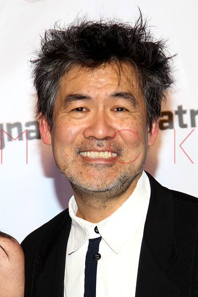 NEW YORK, NY - JANUARY 30:  David Henry Hwang attends The Signature Center Opening gala on January 30, 2012 in New York City.  (Photo by Steve Mack/S.D. Mack Pictures)