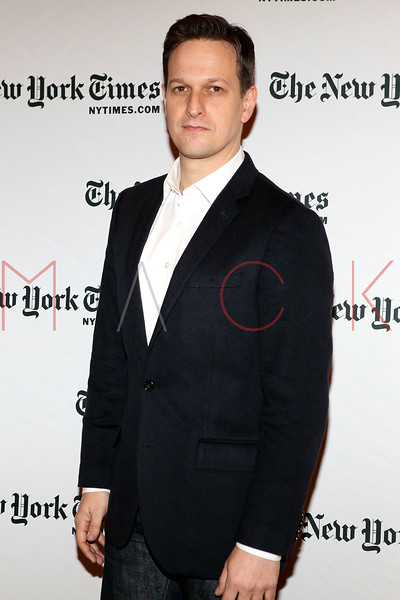 NEW YORK, NY - JANUARY 06:  Josh Charles attends the New York Times TimesTalk during the 2012 NY Times Arts & Leisure weekend at The Times Center on January 6, 2012 in New York City.  (Photo by Steve Mack/S.D. Mack Pictures)
