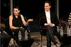 NEW YORK, NY - JANUARY 06:  Julianna Margulies and Josh Charles attend the New York Times TimesTalk during the 2012 NY Times Arts & Leisure weekend at The Times Center on January 6, 2012 in New York City.  (Photo by Steve Mack/S.D. Mack Pictures)
