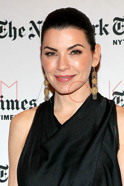 NEW YORK, NY - JANUARY 06:  Julianna Margulies attends the New York Times TimesTalk during the 2012 NY Times Arts & Leisure weekend at The Times Center on January 6, 2012 in New York City.  (Photo by Steve Mack/S.D. Mack Pictures)