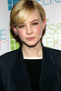 NEW YORK, NY - JANUARY 08:  Carey Mulligan attends the New York Times TimesTalk during the 2012 NY Times Arts & Leisure weekend at The Times Center on January 8, 2012 in New York City.  (Photo by Steve Mack/S.D. Mack Pictures)