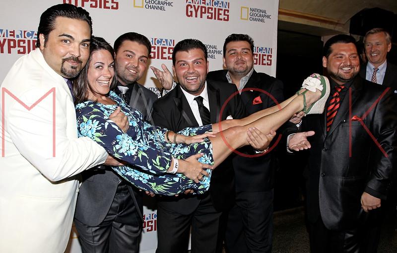 """American Gypsies"" premiere, New York, USA"