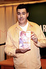 """Book Signing Event for """"Not Taco Bell Material"""", New York, USA"""