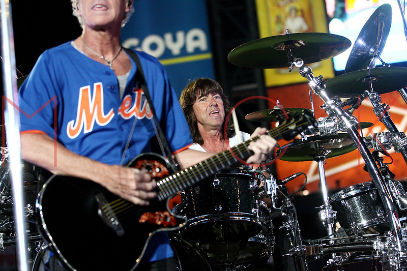 NEW YORK, NY - JUNE 15:  Bryan Hitt performs during the New York Mets Summer Concert Series at Citi Field on June 15, 2012 in New York City.  (Photo by Steve Mack/S.D. Mack Pictures)