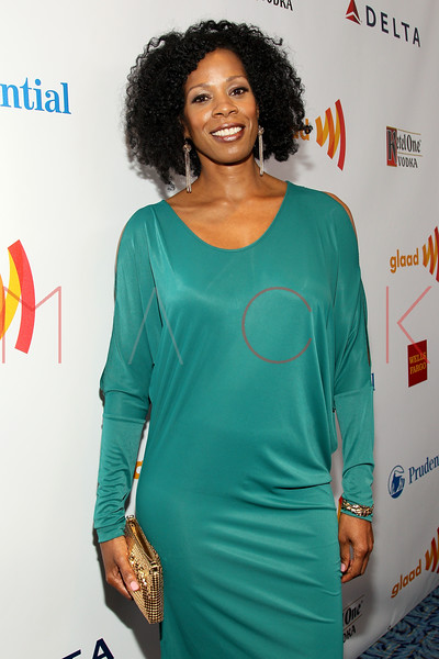 New York, NY - March 24: Kim Wayans at the 23rd Annual GLAAD Media Awards in the Marriott Hotel on Saturday, March 24, 2012 in New York, NY.  (Photo by Steve Mack/S.D. Mack Pictures)