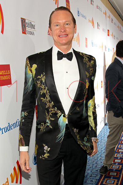New York, NY - March 24: Carson Kressley at the 23rd Annual GLAAD Media Awards in the Marriott Hotel on Saturday, March 24, 2012 in New York, NY.  (Photo by Steve Mack/S.D. Mack Pictures)