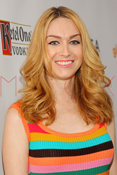New York, NY - March 24: Jamie Clayton at the 23rd Annual GLAAD Media Awards in the Marriott Hotel on Saturday, March 24, 2012 in New York, NY.  (Photo by Steve Mack/S.D. Mack Pictures)