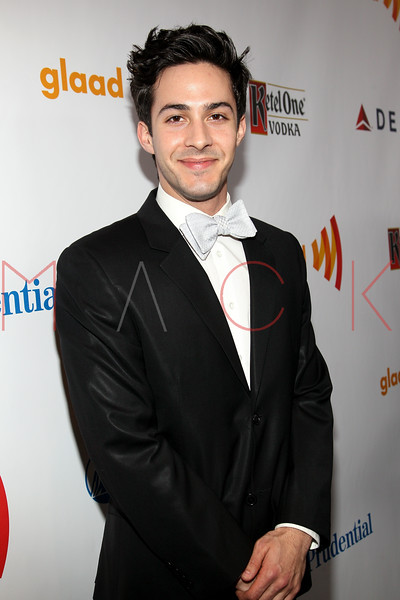 New York, NY - March 24: Victor Voronov at the 23rd Annual GLAAD Media Awards in the Marriott Hotel on Saturday, March 24, 2012 in New York, NY.  (Photo by Steve Mack/S.D. Mack Pictures)