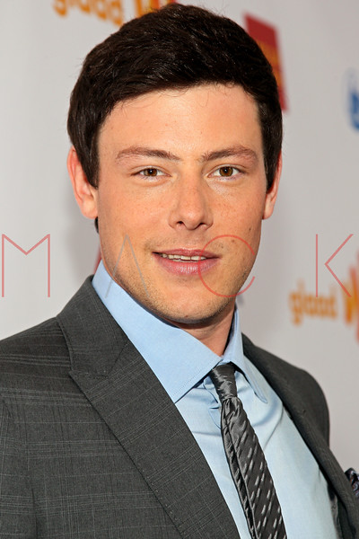 New York, NY - March 24: Cory Monteith at the 23rd Annual GLAAD Media Awards in the Marriott Hotel on Saturday, March 24, 2012 in New York, NY.  (Photo by Steve Mack/S.D. Mack Pictures)