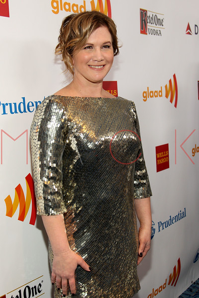 New York, NY - March 24: Tracy Gold at the 23rd Annual GLAAD Media Awards in the Marriott Hotel on Saturday, March 24, 2012 in New York, NY.  (Photo by Steve Mack/S.D. Mack Pictures)