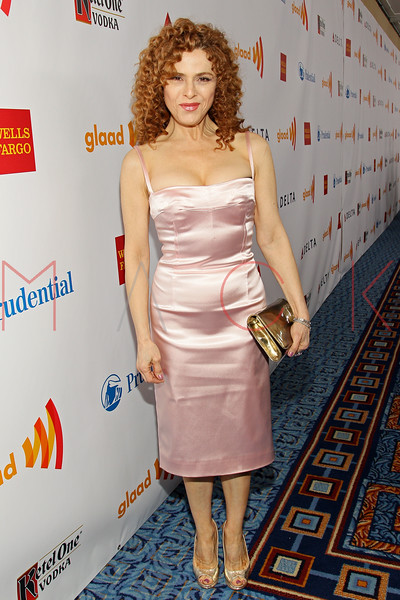 New York, NY - March 24: Bernadette Peters at the 23rd Annual GLAAD Media Awards in the Marriott Hotel on Saturday, March 24, 2012 in New York, NY.  (Photo by Steve Mack/S.D. Mack Pictures)