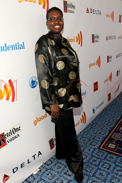 New York, NY - March 24: Carolyn M. Brown at the 23rd Annual GLAAD Media Awards in the Marriott Hotel on Saturday, March 24, 2012 in New York, NY.  (Photo by Steve Mack/S.D. Mack Pictures)
